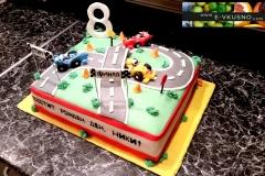 торта за осем годишен господин