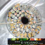 Как да приготвим суши