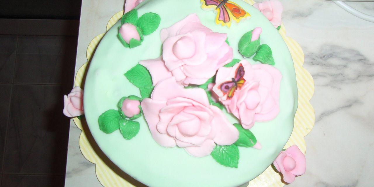 Вита торта с шоколад