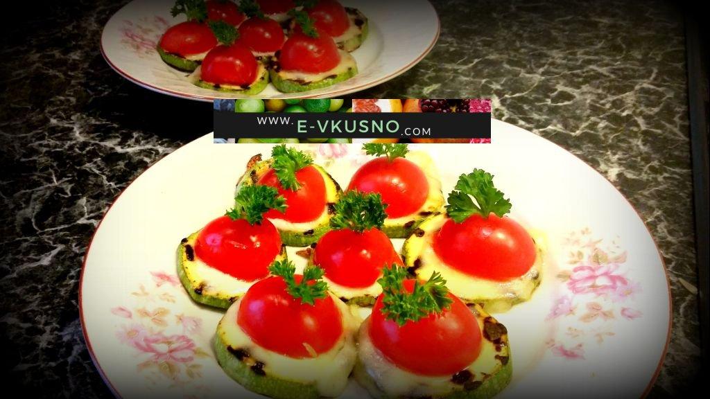 Зеленчукови хапки