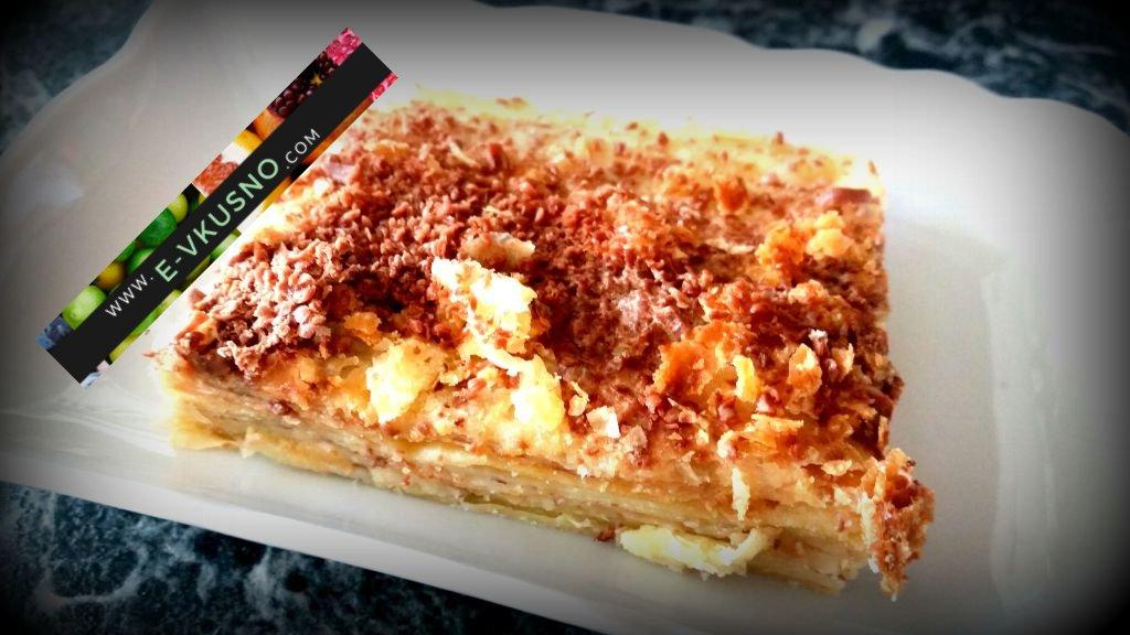 Торта Наполеон – 2-ри вариант