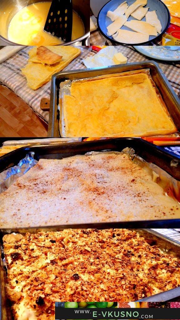 torta napoleion
