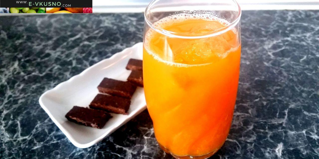 Натурален сок от кайсии