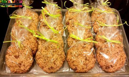 Бисквитки със супер семена