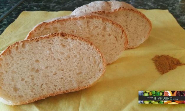 Хляб с квас